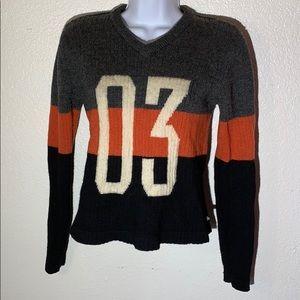 Harley Davidson 03 Wool Sweater size small